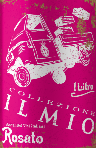 With the Collezione Il Mio Rosato Puglia comes a first-class rosé wine in the wine glass. Here it shows a wonderfully brilliant, bright pink red color. The first nose of Rosato Puglia flatters with shades of blueberries, blackberries and blackcurrants. The fruity aspects of the bouquet are complemented by even more fruity-balsamic nuances. The Rosato Puglia can be described as particularly fruity and velvety, as it has been vinified with a wonderfully sweet taste profile. On the tongue, this light-footed rosé wine is characterized by an incredibly balanced texture. Due to the balanced fruit acidity, the Rosato Puglia flatters the palate with pleasant feeling, without missing out on juicy liveliness. The finale of this rosé wine from the Apulia wine-growing region, more precisely from Puglia IGT, captivates with good reverberation. Vinification of the Collezione Il Mio Rosato Puglia The elegant Rosato Puglia from Puglia is based on grapes from the grape varieties Negroamaro and Primitivo. After harvesting, the grapes immediately reach the winery. Here you will be sorted and carefully broken up. Fermentation is then carried out in a stainless steel tank at controlled temperatures. Vinification is followed by ageing for a few months on the fine yeast before the wine is finally withdrawn. Food recommendation for the Rosato Puglia by Collezione Il Mio Enjoy this rosé wine from Italy ideally cooled at 5 - 7°C as an accompaniment to baked sheep cheese packets, duck breast with sugar pods or leek tortilla.