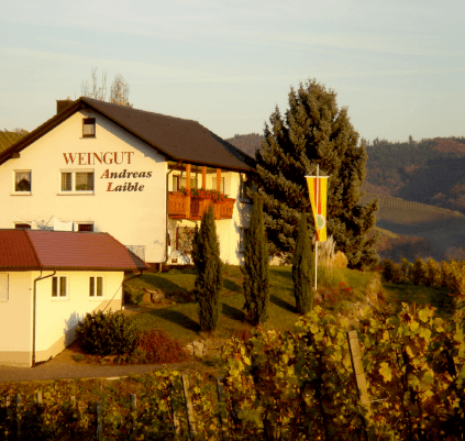 Gebäude Weingut Andreas Laible