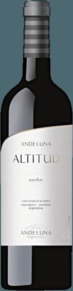 Merlot Reserve Altitud Tupungato Mendoza 2014 - Andeluna Cellars