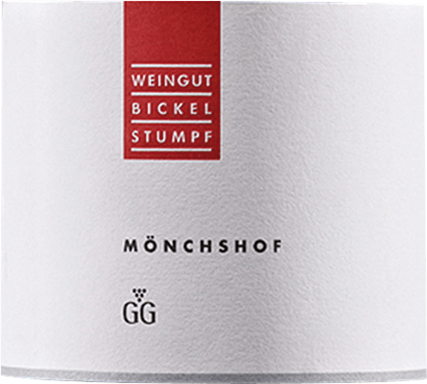 The Bickel-Stumpf Mönchshof Silvaner is a first-class white wine in the wine glass. Here it presents a wonderfully dense, light yellow color. When swirling the wine glass, this white wine reveals a high density and fullness, which shows in church windows at the edge of the glass. To the nose, this Bickel-Stumpf white wine reveals all manner of apples, pears, acacia, honeysuckle and lilies. As if that wasn't already impressive, vanilla, cocoa bean and dark chocolate join the mix due to the aging in stainless steel This wine delights with its elegantly dry flavor. It was bottled with only 8.1 grams of residual sugar. As you would naturally expect from a wine in the icon wine segment, this German wine naturally enraptures with the finest balance despite all its dryness. Taste does not necessarily need a lot of residual sugar. This dense white wine presents itself full of pressure and facets on the palate. Due to its vital fruit acid, the Mönchshof Silvaner Großes Gewächs reveals itself wonderfully fresh and lively on the palate. In the finish, this white wine from the wine-growing region of Franconia finally inspires with considerable length. There are again hints of rose and violets. In the finish, mineral notes of the limestone-dominated soils are added. Vinification of the Mönchshof Silvaner Großes Gewächs von Bickel-Stumpf The basis for the powerful Mönchshof Silvaner Großes Gewächs from Franconia are grapes from the Silvaner grape variety. The grapes grow under optimal conditions in Franconia. Here, the vines dig their roots deep into limestone soils. Of course, the Mönchshof Silvaner Großes Gewächs is also determined by climatic and stylistic factors of Frickenhausen. This German wine can be described as an Old World wine in the best sense of the word, presenting itself in an exceptionally impressive manner. The fact that the Silvaner grapes thrive under the influence of a rather cool climate also has an influence on the ripeness of the grapes that cannot be deni
