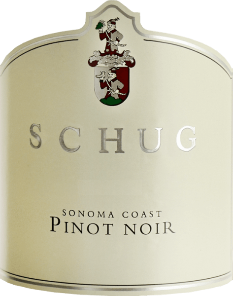 ThePinot Noir Sonoma Coast by Schug Winery glows in the glass in a ruby red with garnet red reflections. The expressive aromas are reminiscent of juicy cherries, ripe strawberries with hints of spices. Due to the ageing in the wood, the palate enjoys typical grape varieties with subtle wood tones. The tannin structure is perfectly integrated into the velvety texture. The finale of this red wine is wonderfully long and balanced. Vinification of the Schug Pinot Noir Sonoma Coast This red wine is vinified in the style of a Burgundian villa. After hand-picking the Pinot Noir grapes from the Carneros, Sonoma, North Coast, Mendocino and North Coast regions, grapes are gently pressed. The mash is then fermented in a stainless steel tank. For the fine wood tones and tannins, this red wine is aged in large wooden feeds made of French oak. Food recommendation for the Sonoma Coast Pinot Noir by Schug Winery This dry red wine is the perfect accompaniment to mushroom dishes with spaetzle, pork medallions in the bacon coat and beans or to sour roasts with dumplings and blueberry. Awards for Schug Winery Sonoma Coast Pinot Noir James Suckling: 93 points for 2015 Tastings: Silver Medal and 89 points for 2015