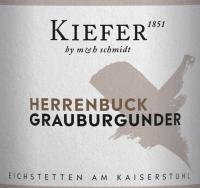 Preview: Herrenbuck Grauburgunder Kabinett - Weingut Kiefer