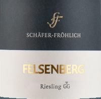 Preview: Bockenauer Felseneck Riesling Großes Gewächs 2018 - Schäfer-Fröhlich