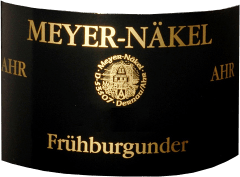 The Pinot noir precoce of Meyer-Näkel from the Ahr reveals a bright color in the wine glass. If you swirl the glass, you can perceive a perfect balance in this red wine, because it neither stands out watery nor syrupy or liqueur-like on the glass walls. This single varietal German wine flatters the glass with wonderfully expressive notes of mulberries, plums, blueberries and blackberries. These are joined by hints of vanilla, cinnamon and dark chocolate The Meyer-Näkel Pinot noir precoce presents itself pleasantly dry to the wine friend. This red wine is never coarse or meager, but round and smooth. On the palate, the texture of this balanced red wine is wonderfully silky and dense. Due to the moderate fruit acidity, the Pinot noir precoce flatters with a velvety palate feeling without lacking freshness at the same time. In the finish, this red wine from the wine-growing region of the Ahr finally delights with considerable length. Once again, hints of plum and black currant show through. Vinification of the Meyer-Näkel Pinot noir precoce The balanced Pinot noir precoce from Germany is a single-varietal wine, pressed from the grape variety Pinot noir precoce. The Pinot noir precoce is an Old World wine in the best sense of the word, for this German wine exudes an extraordinary European charm that clearly underscores the success of Old World wines. The fact that the Pinot noir precoce grapes thrive under the influence of a rather cool climate has an influence on the ripening of the grapes that cannot be denied. This is expressed among other things in particularly long and even grapes and rather moderate alcohol content in the wine. The berries for this red wine from Germany are harvested exclusively by hand after the optimal ripeness has been ensured. After the hand harvest, the grapes quickly reach the press house. Here they are sorted and carefully ground. Then fermentation takes place in small wood at controlled temperatures. The fermentation is followed by maturat