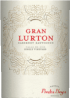 Preview: Gran Lurton Cabernet Sauvignon 2015 - Bodega Piedra Negra