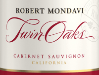 Preview: Twin Oaks Cabernet Sauvignon 2018 - Robert Mondavi