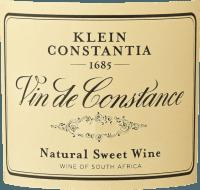 Preview: Vin de Constance 0,5 l 2017 - Klein Constantia