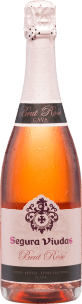 The Rosado DO brood by Segura Viudas is revealed in a bright strawberry red with salmon reflections. A fine, opulent and durable mousseux that produces a beautiful crown is emerging. Youthful aromas of strawberries, red currants and grenadines enrich the nose. This cava is refreshing on the palate, with an intensely fruity taste full of cherry fruit and a light, balanced acidity. The soft finish gives it a wonderfully open-minded balance. The Trepat grape provides the freshness of the fruit, aroma and finesse, while the Garnacha grape enhances the taste. Vinification of the Rosado brood The grapes are harvested , destemmed, pressed and clarified by hand. The resulting must is statically decanted for 24 hours to promote fruitiness and elegance. Then, separated by grape juices, the first and second fermentation takes place with selected yeast strains to give structure, complexity and a beautiful mousseux. Before filling, various additives are added to this cava, so that a second alcoholic fermentation takes place in the bottle. This is followed by storage on the yeast for at least 12 months, usually 18 to 20 months. After storage has been completed, during a shaking process lasting several weeks, the dead yeast in the bottle neck is first concentrated and finally shock-frozen and degraded (removed). The bottle is now filled, corked, labelled and shipped with an exclusively compiled dosage. Food recommendation for the Cava Rosado Brut Serve this Cava Rosado as a stylish aperitif or accompaniment to sushi, tapas, salads with seafood and starters with fish and vegetables. It also goes well with seafood ice cream (Arroz de marisco) or grilled tuna. Awards for the Segura Viudas Rosado Brut Berlin Wine Trophy: Gold The Champagne & Sparkling Wine World Championships UK: Silver