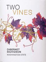 Preview: Two Vines Cabernet Sauvignon 2017 - Columbia Crest