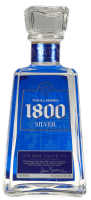 1800 Tequila Silver Reserva 100% Agave