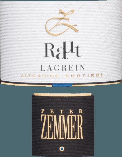 RAUT Lagrein Südtirol DOC 2019 - Peter Zemmer von Weingut Peter Zemmer