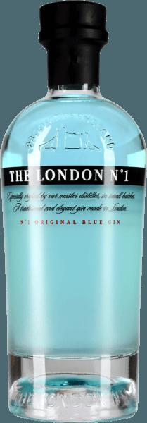 The London No 1 Original Blue Gin - González Byass von Gonzalez Byass S.A.