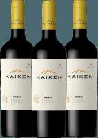 Preview: 3er Vorteils-Weinpaket - Kaiken Malbec 2019 - Viña Kaiken