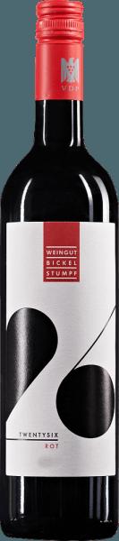 Twentysix rot 2017 - Bickel-Stumpf