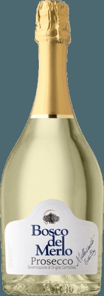 Prosecco Spumante Extra Dry 2019 - Bosco del Merlo