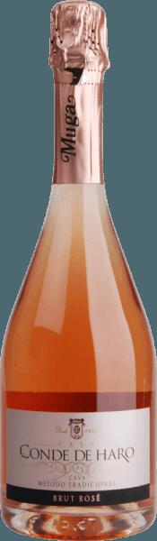 Conde De Haro Cava Brut Rosé - Bodegas Muga