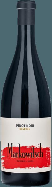 Pinot Noir Reserve aus dem Carnuntum 2017 - Weingut Markowitsch