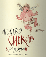 Preview: Cherub Rosé of Syrah 2019 - Montes