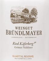 Preview: Grüner Veltliner Käferberg 2018 - Bründlmayer