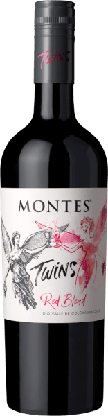 Montes Twins Red Blend 2018 - Montes