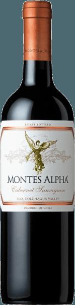 Montes Alpha Cabernet Sauvignon 2018 - Montes von Montes Chile