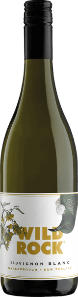 Sauvignon Blanc Marlborough 2019 - Wild Rock