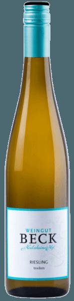 Riesling Gutswein trocken 2019 - Weingut Beck von Hedesheimer Hof Weingut Beck