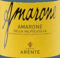 Preview: Amarone della Valpolicella DOCG 2015 - Costa Arènte