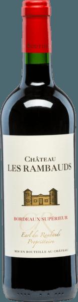 Château Les Rambauds Bordeaux Supérieur AOC 2017 - Yvon Mau
