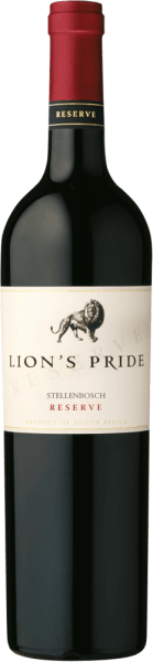 Lion's Pride Reserve Stellenbosch 2019 - KWV