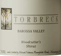 Preview: Woodcutter's Shiraz 2019 - Torbreck