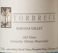 Preview: Old Vines GSM 2017 - Torbreck