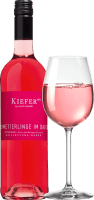 Preview: Schmetterlinge im Bauch Rosé 2020 - Weingut Kiefer
