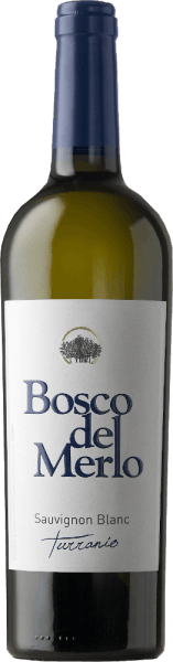 Turranio Sauvignon Blanc 2019 - Bosco del Merlo