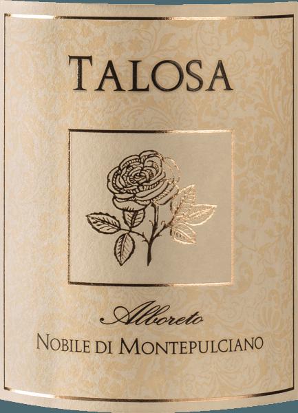 Alboreto Vino Nobile di Montepulciano DOCG 2016 - Fattoria della Talosa von Fattoria della Talosa