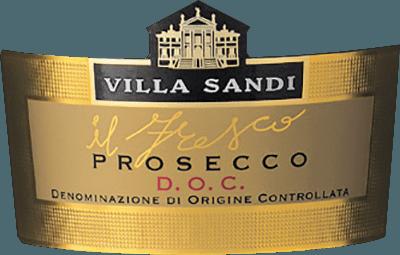 il Fresco Prosecco Spumante Brut DOC 0,375 l - Villa Sandi von Villa Sandi