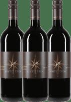 3er Vorteils-Weinpaket - Cuvée Simsalabim 1,0 l 2018 - Ellermann-Spiegel