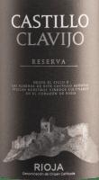 Preview: Castillo de Clavijo Reserva DOC 2015 - Criadores de Rioja