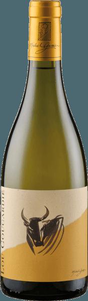 Lou Coucardié Blanc AOP 2015 - Vignobles Michel Gassier