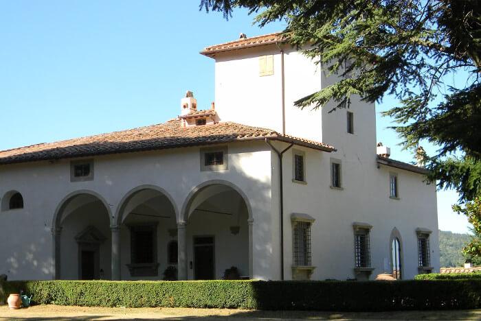Castello Pomino