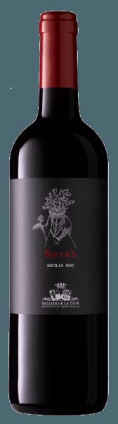 Syrah Sicilia DOC 2017 - Sallier de La Tour