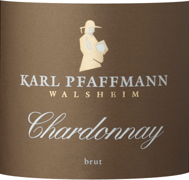 The Karl Pfaffmann Chardonnay Sekt brut is a first-class sparkling wine. It offers a wonderfully brilliant, golden yellow color. The perlage of this sparkling wine shines in the glass vital and long-lasting. The first nose of the Chardonnay Sekt brut shows notes of physalis, quince and pineapple. The fruity hints of the bouquet are joined by more fruity-balsamic nuances The Chardonnay Sekt brut of Karl Pfaffmann is the right drop for all wine connoisseurs who like as little sweetness as possible in the wine. However, it never appears meager or brittle, but round and smooth. In the finish, this sparkling wine from the wine-growing region of the Palatinate finally delights with a beautiful length. Again, hints of physalis and pineapple show up. Vinification of the Karl Pfaffmann Chardonnay Sekt brut This wine clearly focuses on one grape variety, namely Chardonnay. For this wonderfully elegant varietal wine from Karl Pfaffmann, only immaculate grapes were used. After the harvest, the grapes are immediately brought to the press house. Here they are sorted and carefully crushed. Afterwards the fermentation of the basic wines takes place. After the assemblage of the cuvée, further maturation follows on the basis of classic bottle fermentation. Afterwards, the Karl Pfaffmann Chardonnay Sekt brut matures for several months in the bottle and is finally disgorged. Food recommendation for the Karl Pfaffmann Chardonnay Sekt brut Drink this sparkling wine from Germany very well chilled at 5 - 7°C as an accompanying wine to coconut-lime-fish curry, red onions stuffed with couscous and apricots or turbot fillet in Japanese style with vegetable julienne.