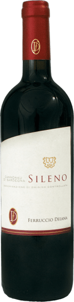 The Sileno Cannonau di Sardegna DOC by Ferruccio Deiana is presented in a ruby red colour with slight violet reflections.  The intense, pleasant bouquet unfolds all kinds of forest fragrances with fruity-spicy, earthy and woody character such as forest berries, forest floor and wood. The warm-spicy taste leads to an incredibly long finish. This is a suitable companion of strong meat dishes, game and spicy cheeses.