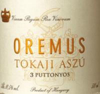 Preview: Tokaji Aszù 3 Puttonyos 0,5 l 2014 - Tokaj Oremus