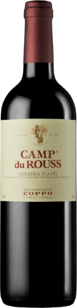 Camp du Rouss Barbera d'Asti DOCG 2018 - Coppo