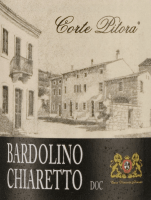 Preview: Corte Pitora Bardolino Chiaretto DOC 2020 - Bennati