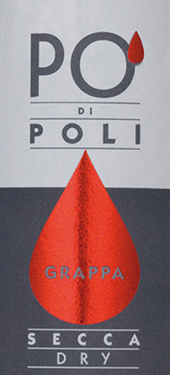ThePo' di Poli Secca by Jacopo Poli is a warm, harmonious grappa distilled from the marc of Merlot grape. In the glass, this pomace brandy appears in a transparent, clear color. The nose is pampered by wonderful aromas of fresh grape must and floral hints of hyacinths - accompanied by fine nuances of freshly cut grass. With a lively power and a warm body with harmonious fullness, this grappa skilfully takes up the palate. Distillation of Jacopo Poli Po' di Poli Secca The still fresh marc of the Merlot grape is traditionally distilled in old copper burners. After the firing process, this grappa still has 75% by volume. By adding distilled water, this pomace brandy reaches an alcohol content of 40% by volume. This grappa then rests in stainless steel tanks for a total of 6 months, after which it is gently filtered and filled onto the bottle. Serving recommendation for the Po' di Poli Secca Jacopo Poli Grappa Pass this grappa at a temperature of 10 to 15 degrees Celsius as a nice finish to a delicious menu.