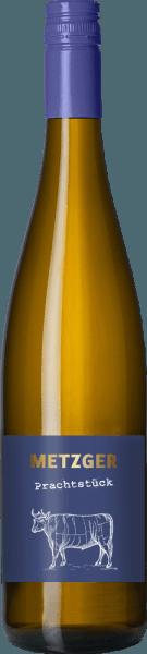 Prachtstück Cuvée Weiß KuhbA feinherb 2020 - Weingut Metzger