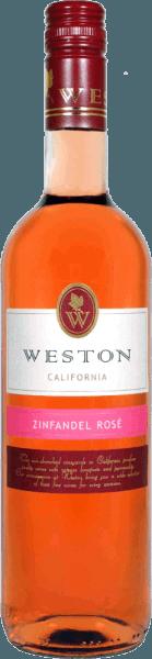 Zinfandel Rosé 2018 - Weston Estate Winery