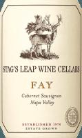 Preview: FAY Cabernet Sauvignon 2015 - Stag's Leap Wine Cellars